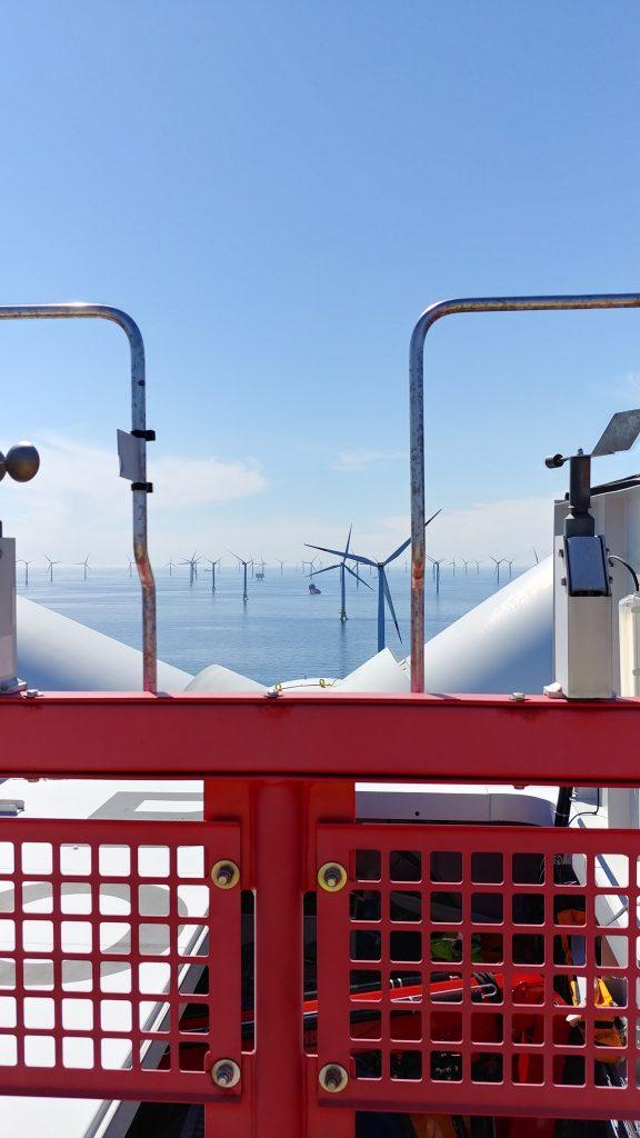 wind turbine, wind, wind turbine technician