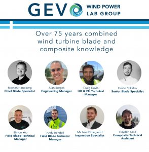 technical team, wind industry